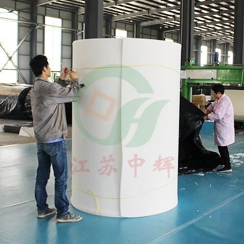 海绵厂家生产海绵主要原料及发泡工艺